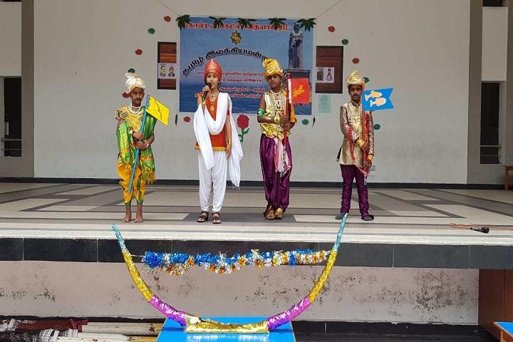 Golden Gates Vidhyashram-Drama