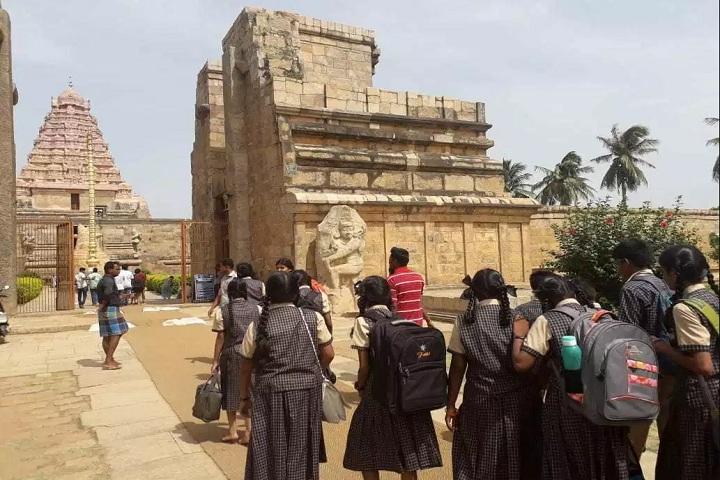Golden Gates Vidhyashram-Educational Tour