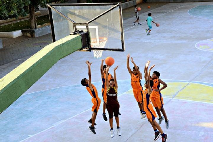 Golden Gates Vidhyashram-Sports