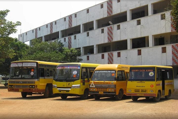 Golden Gates Vidhyashram-Transport