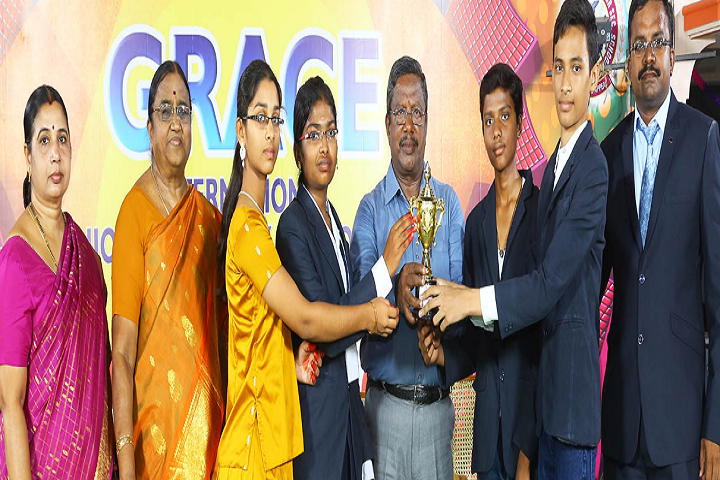 Grace International School-Achivement