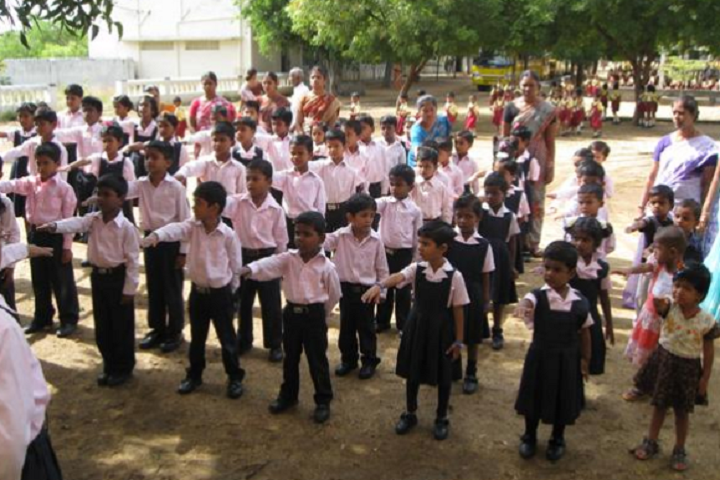 Grace International School-Assemble