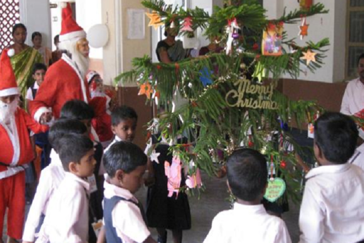Grace International School-Christmas Celebration