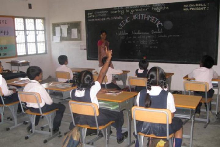 Grace International School-Class Room