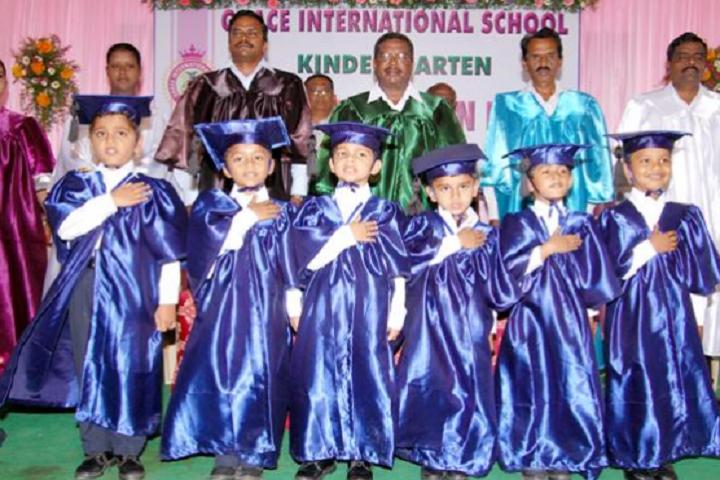 Grace International School-Events