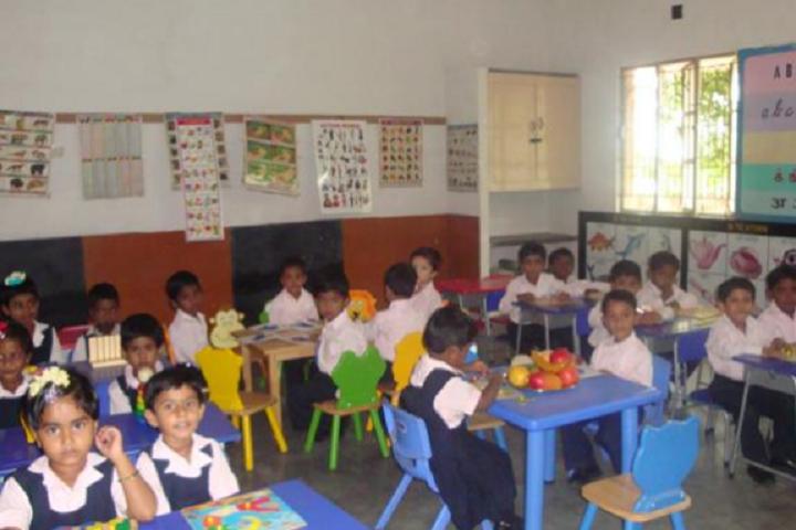 Grace International School-Kids Playing Room