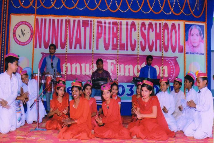 Nunuvati Public School-Annual Day