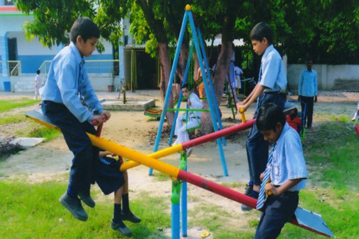 Nunuvati Public School-Play Area