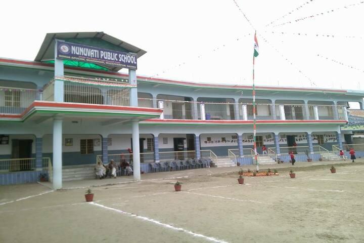 Nunuvati Public School-School Building
