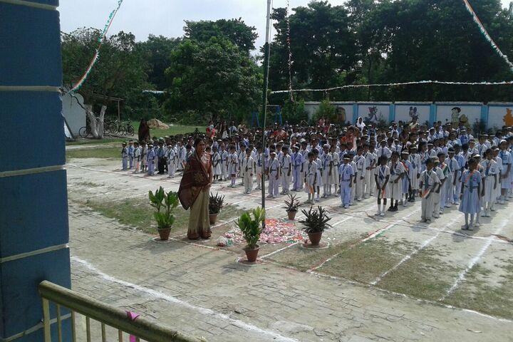 Nunuvati Public School-Assembly