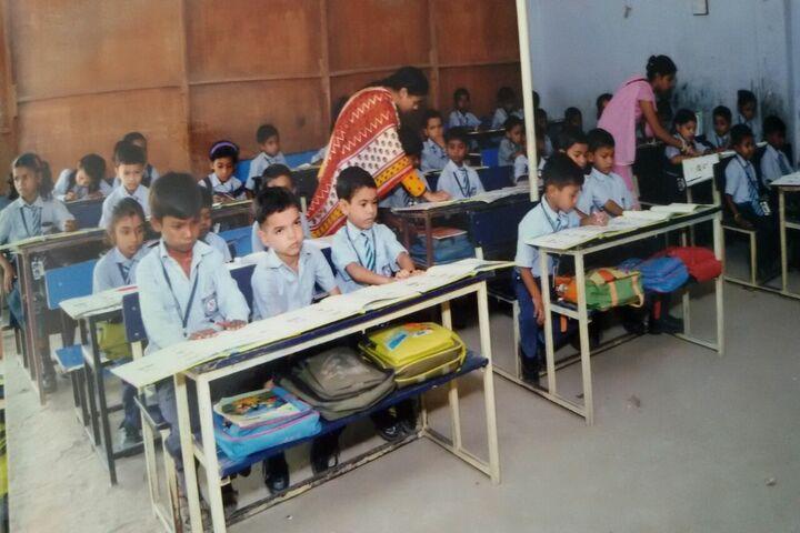 Nunuvati Public School-Classroom