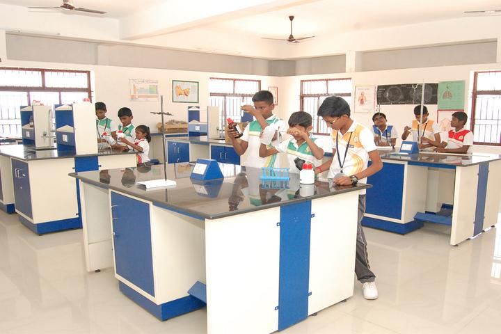 Green Valley Public School-Lab