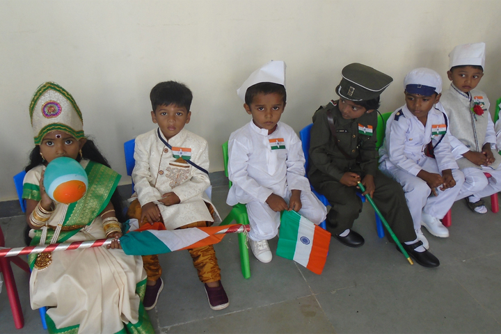 Green Valley Public School-Republic Day Celebration