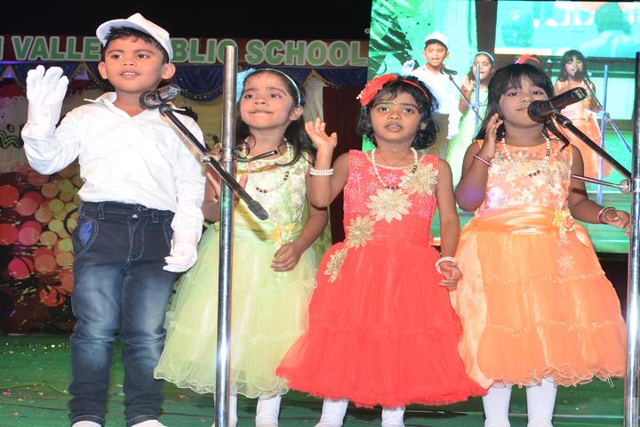 Green Valley Public School-Singing