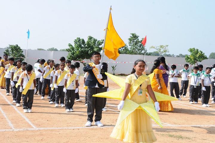 Green Valley Public School-Sport Day
