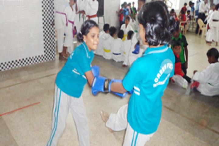 Greenfield International School-Boxing
