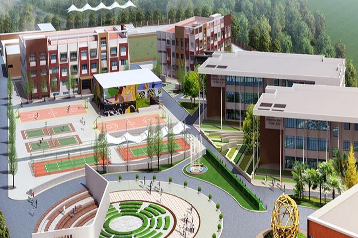 Greenfield International School-Campus