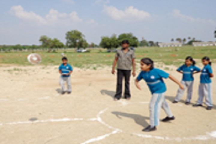 Greenfield International School-Sports
