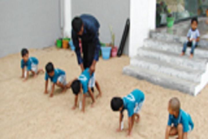 Greenfield International School-Yoga