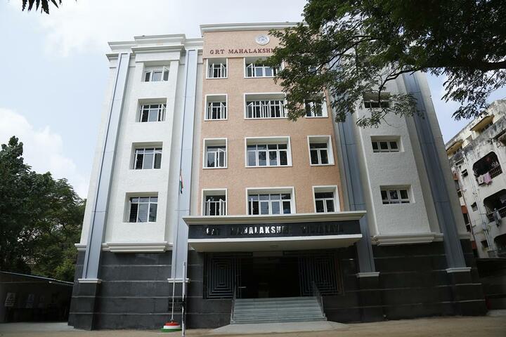 GRT Mahalakshmi Vidyalaya-Campus