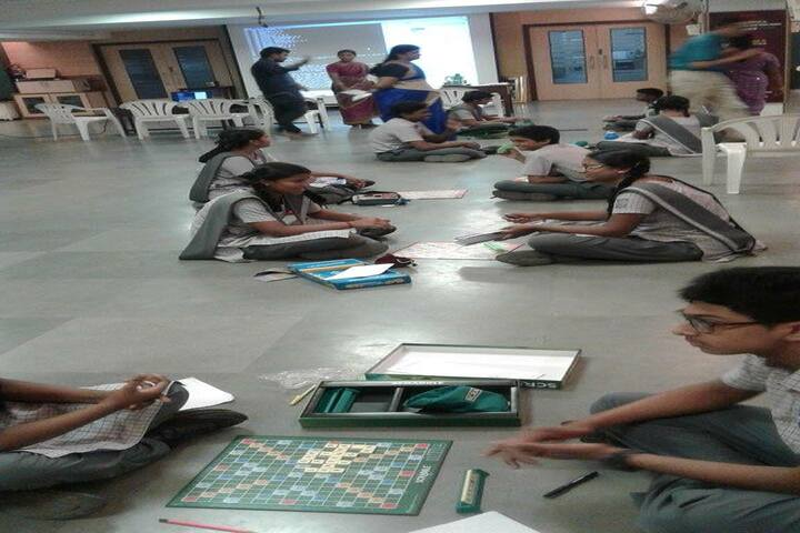 GRT Mahalakshmi Vidyalaya-Indoor Games