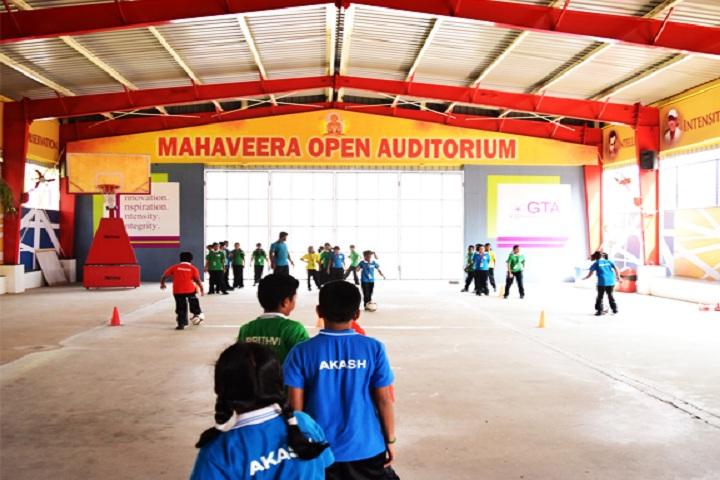 GT Aloha Vidhya Mandir-Auditorium