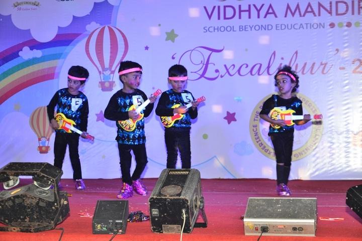 GT Aloha Vidhya Mandir-Dance