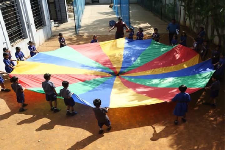 GT Aloha Vidhya Mandir-Play Area