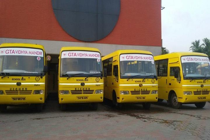 GT Aloha Vidhya Mandir-Transport
