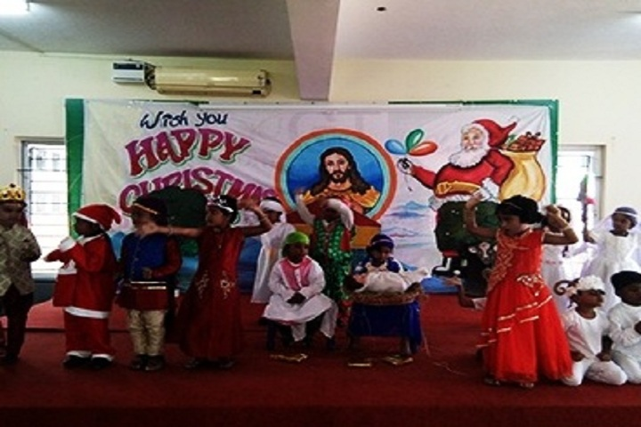 GT Vidhya Mandir-Christmas Celebrations