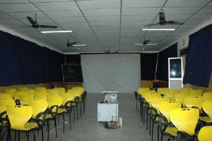 Guru Shree Shantivijai Jain Vidyalaya-AV Room