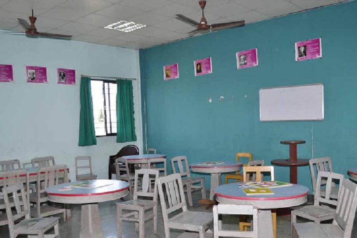 Guru Shree Shantivijai Jain Vidyalaya-Activity Room