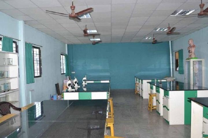 Guru Shree Shantivijai Jain Vidyalaya-Bio Labs