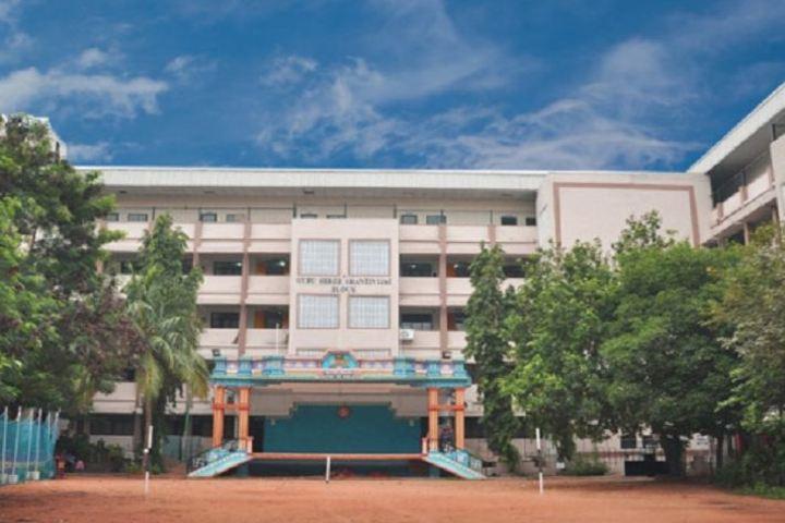 Guru Shree Shantivijai Jain Vidyalaya-Campus View