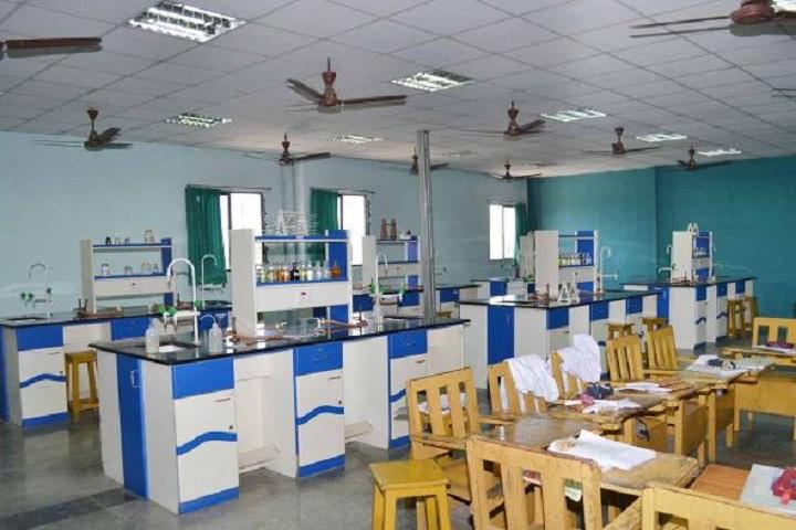Guru Shree Shantivijai Jain Vidyalaya-Chemistry Labs
