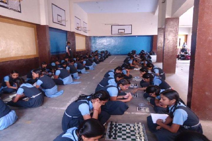 Guru Shree Shantivijai Jain Vidyalaya-Indoor Games