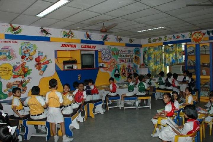 Guru Shree Shantivijai Jain Vidyalaya-Kindergarten