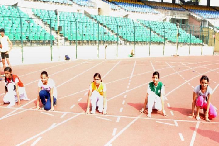 Guru Shree Shantivijai Jain Vidyalaya-Sports Day