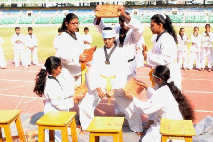 Guru Shree Shantivijai Jain Vidyalaya-Taekwondo