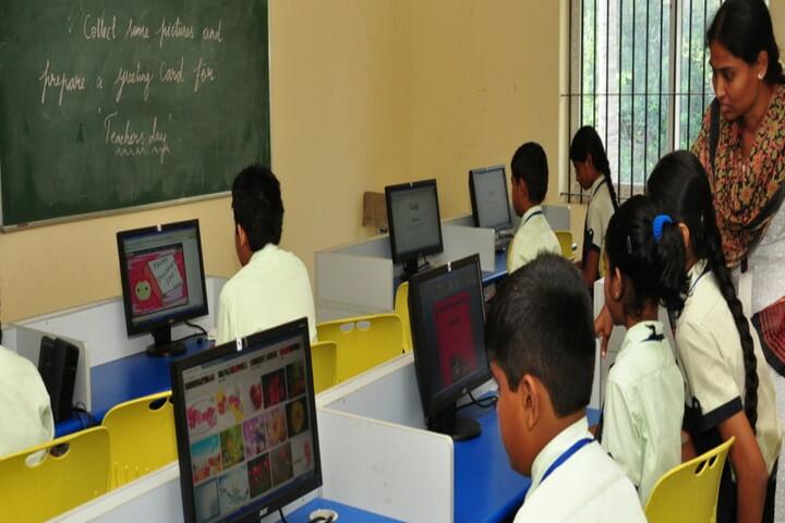 GV Academy-Computer Lab
