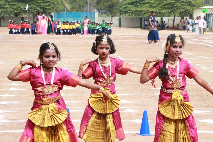 Heritage Vidhyalaya-Cultural Event