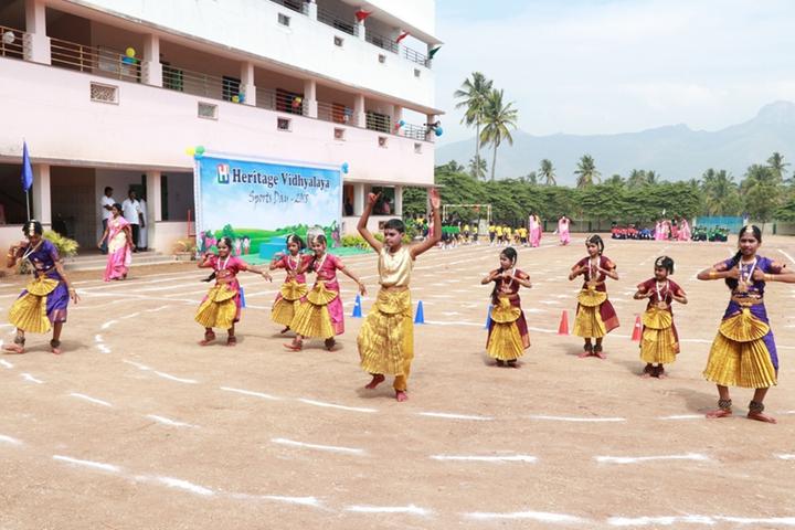 Heritage Vidhyalaya-Dance