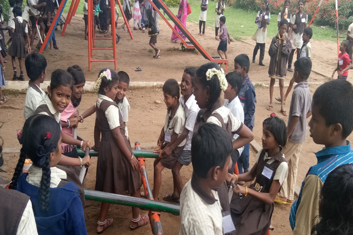 Heritage Vidhyalaya-Play Area