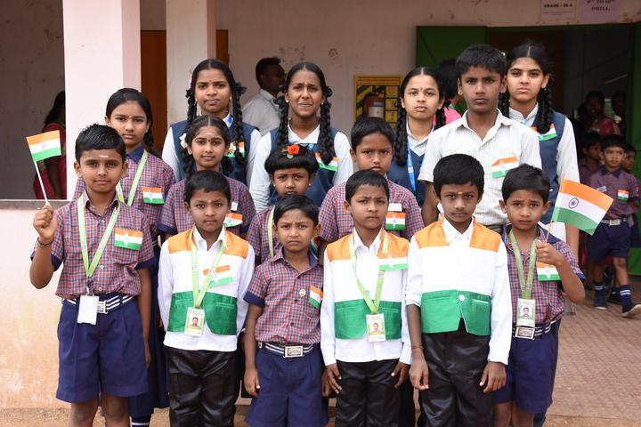 Heritage Vidhyalaya-Republic Day