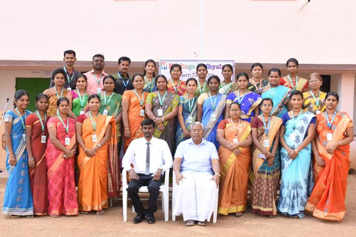 Heritage Vidhyalaya-Teachers