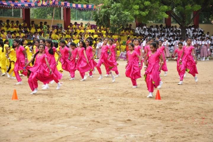Holy Angels Public School-Cultural Event