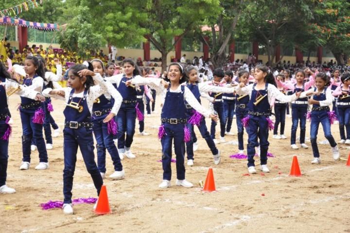 Holy Angels Public School-Dance