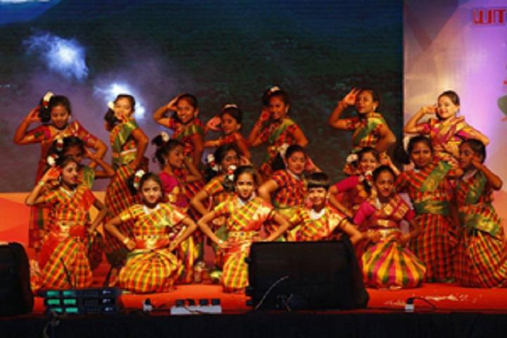 Ideal Mount Litera Zee School-Annual day
