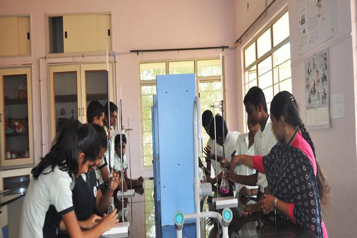 Ideal Mount Litera Zee School-Chemistry Lab