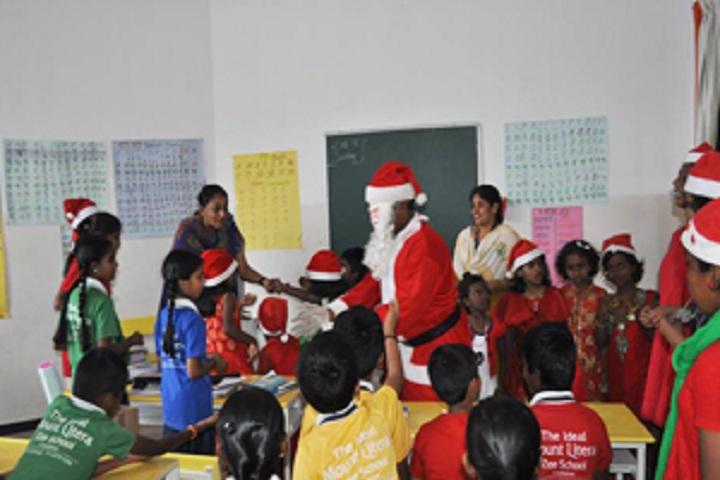 Ideal Mount Litera Zee School-Christimas Celebrations